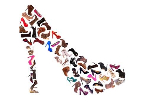 かかとが高い靴、名称を覚えちゃいましょう!