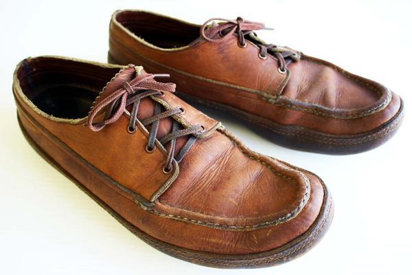 ラッセルモカシンはアメリカで誕生したブランド