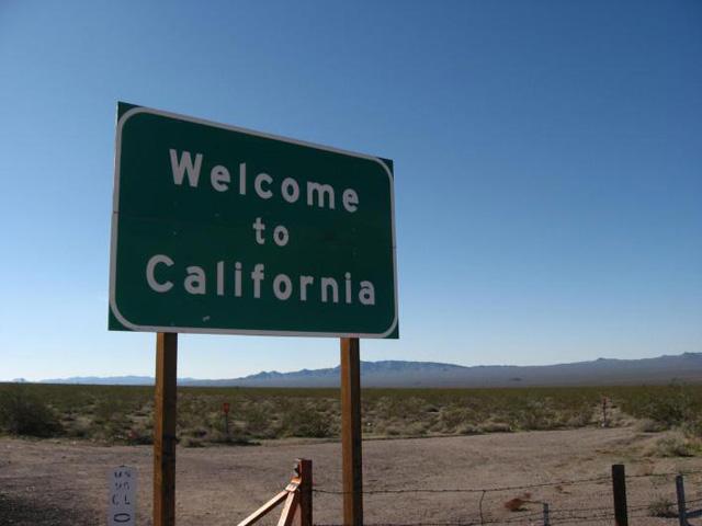 アメリカ合衆国のカリフォルニア州