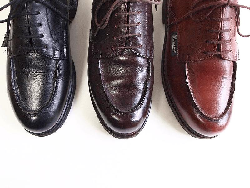 履いてほしい靴
