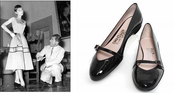 オードリー・ヘップバーンは、生涯フェラガモの靴しか履かなかった!