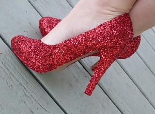 全体的に塗ると、別の靴に生まれ変わっちゃう