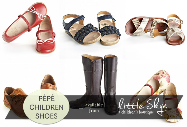 オシャレ子ども靴ならペペ(PEPE)