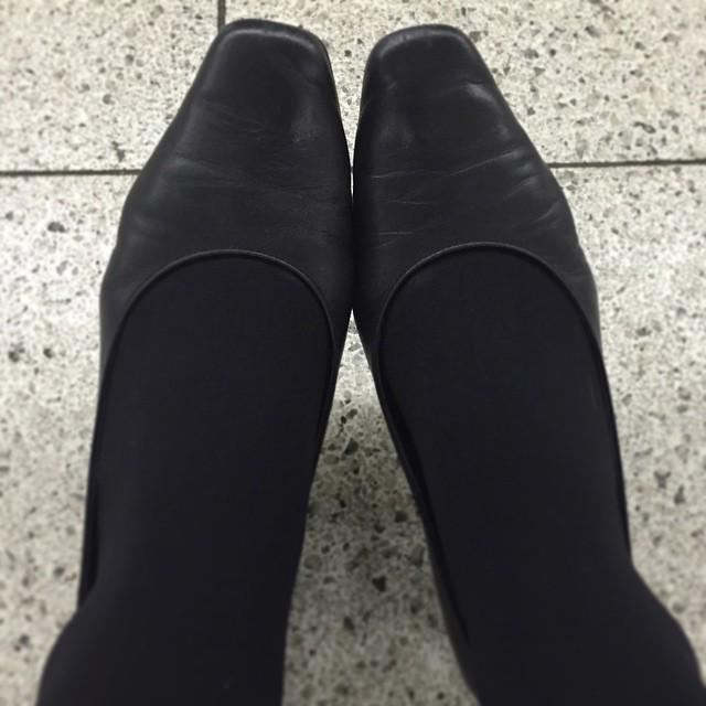 日本人の足の形に沿った形状
