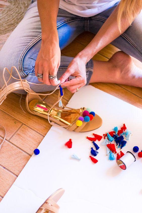 リメイク中が超楽しい!まるで自分も靴職人になった気分