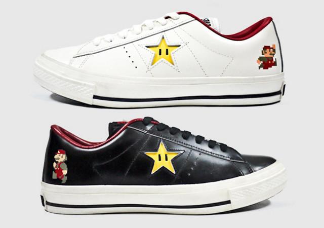 Super Mario Bros. Converse