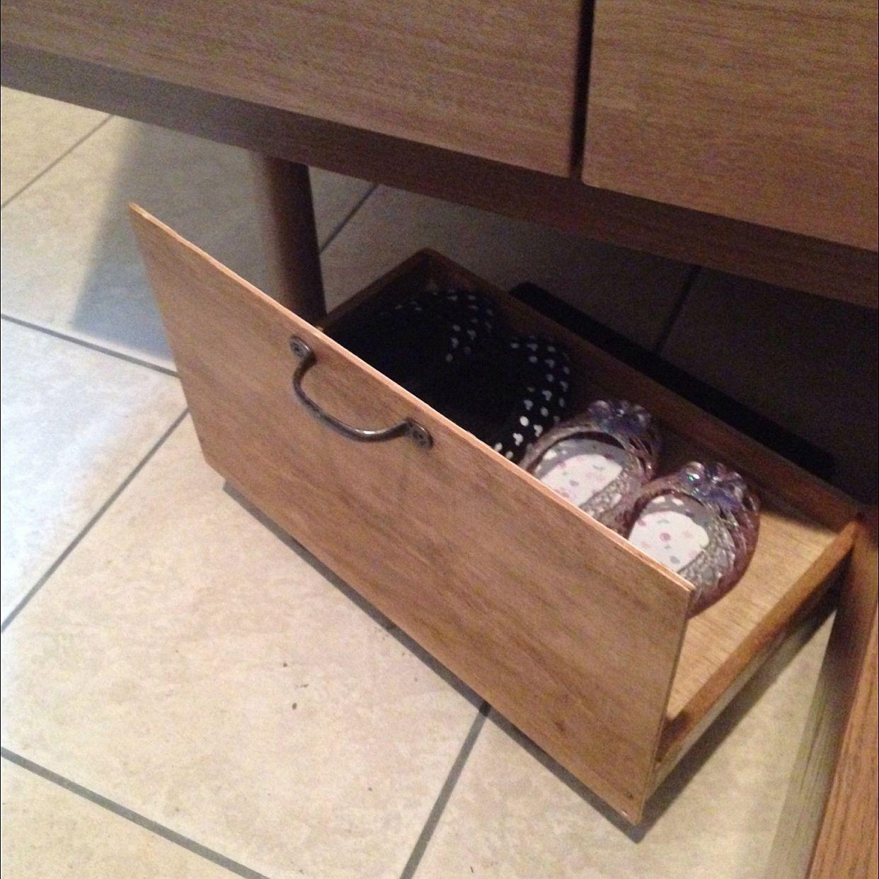 オシャレな靴箱を自分で作っちゃおう!DIYで使えるアイテム8選