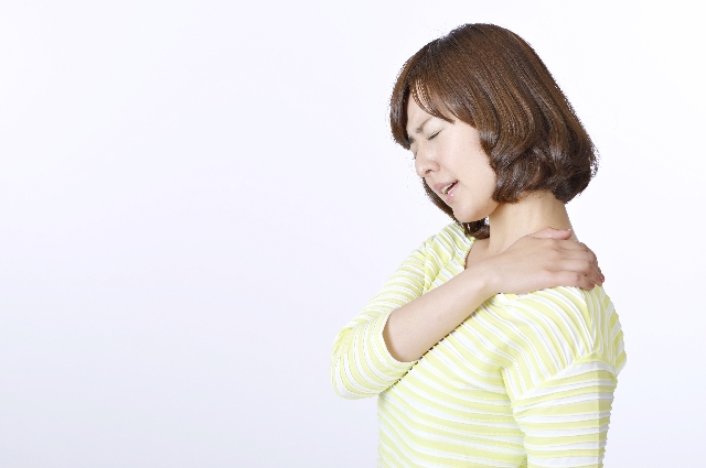 筋膜が歪むと肩こりも起こる