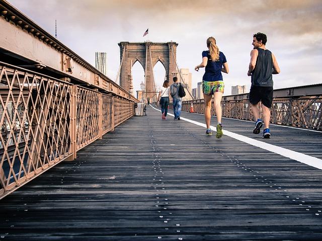 景色の良い場所を走ると最高に気持ちがいい!