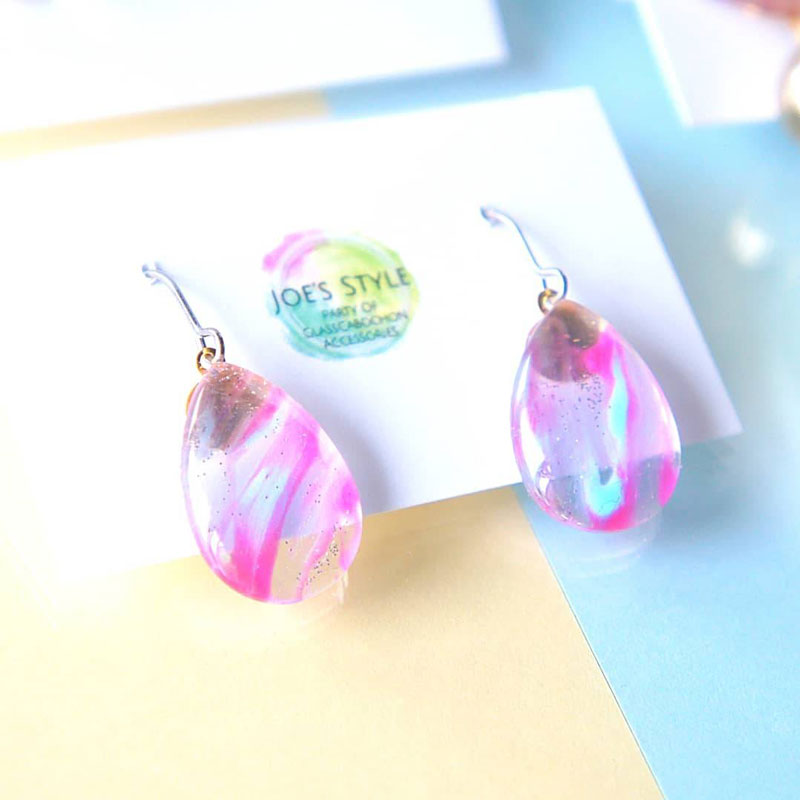Glass Gel Art