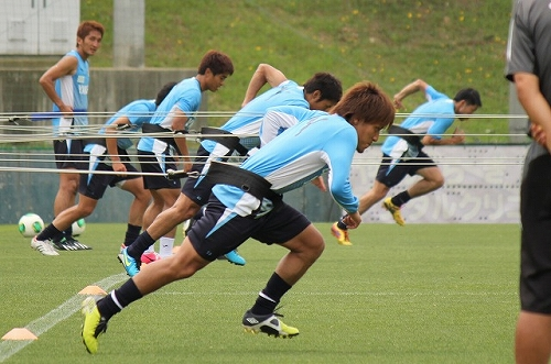 6/25 トップチームトレーニング(...