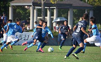 磐田U-12国際サッカー大会