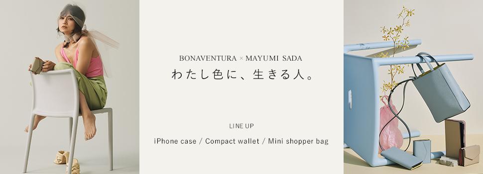 BONAVENTURA × MAYUMI SADA