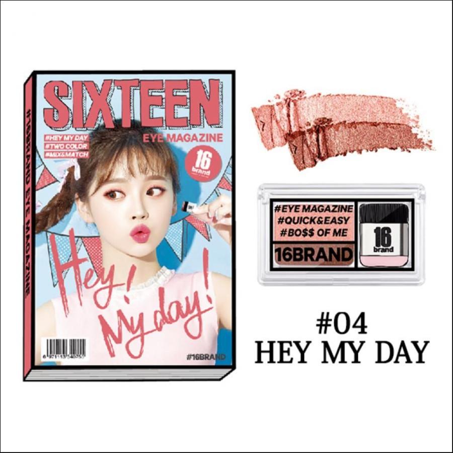 16brand アイマガジン(04 HEY MY DAY)