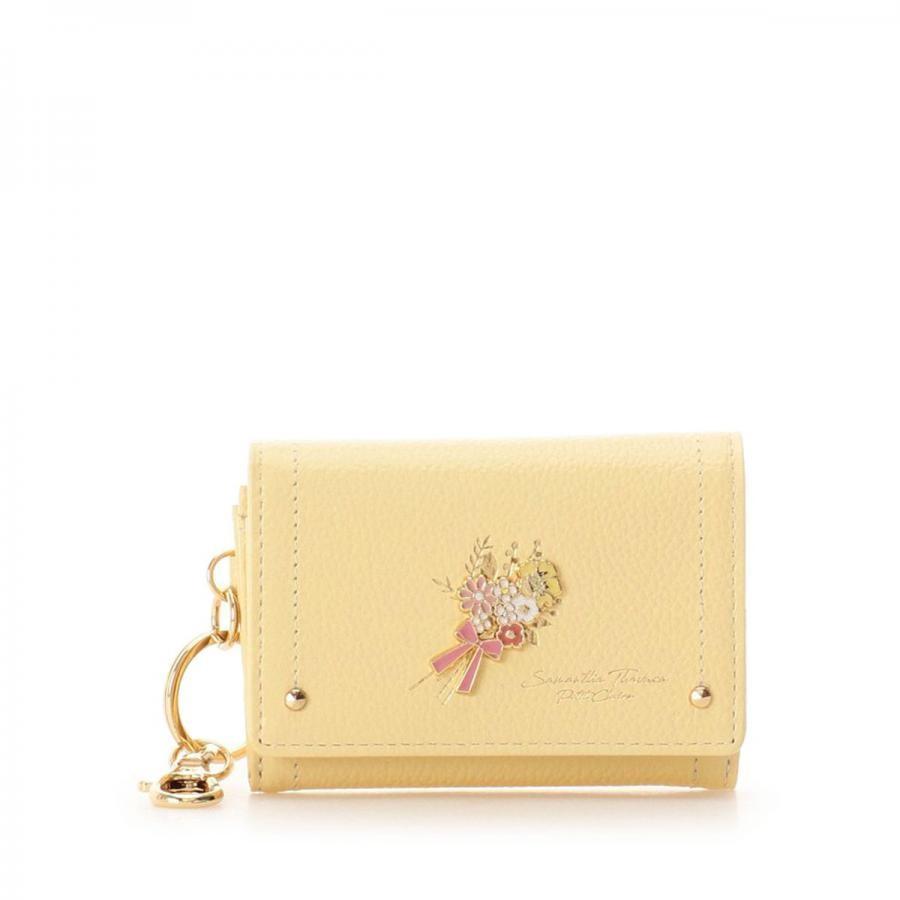 【三年保証対象】ブーケ 折財布