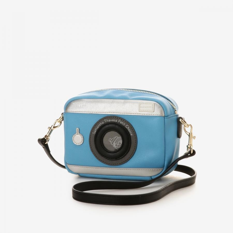 【『ウォ―リーをさがせ!』コレクション】カメラ型ショルダーバッグ