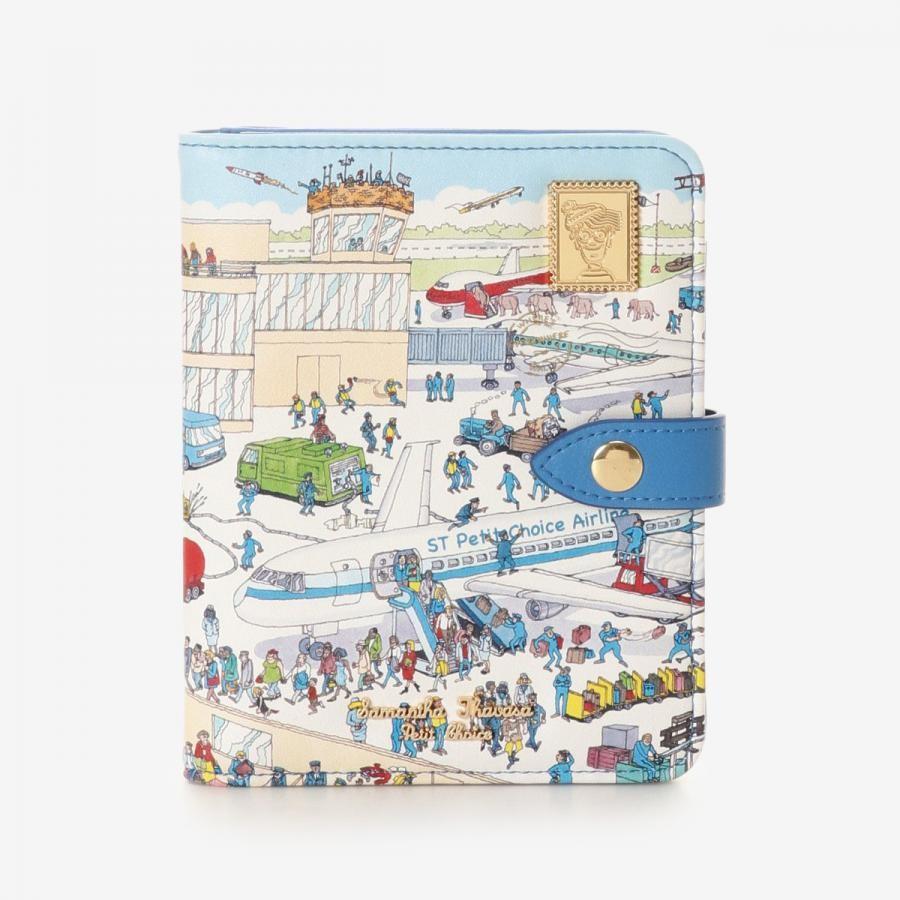 【『ウォ―リーをさがせ!』コレクション】パスポートケース
