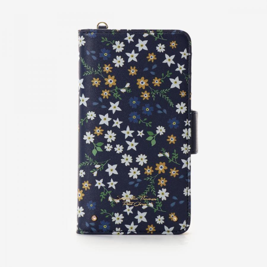 iPhone8ケース リトルフラワー