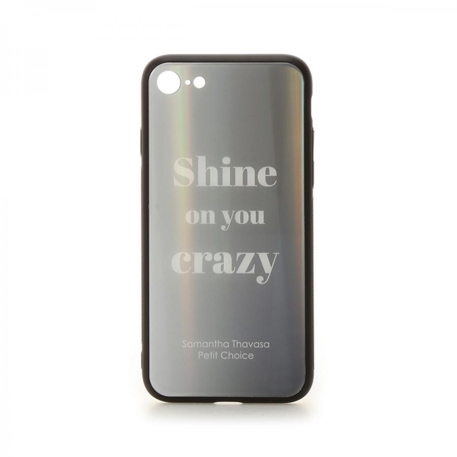 レインボーガラスiphoneケース iphone7-8