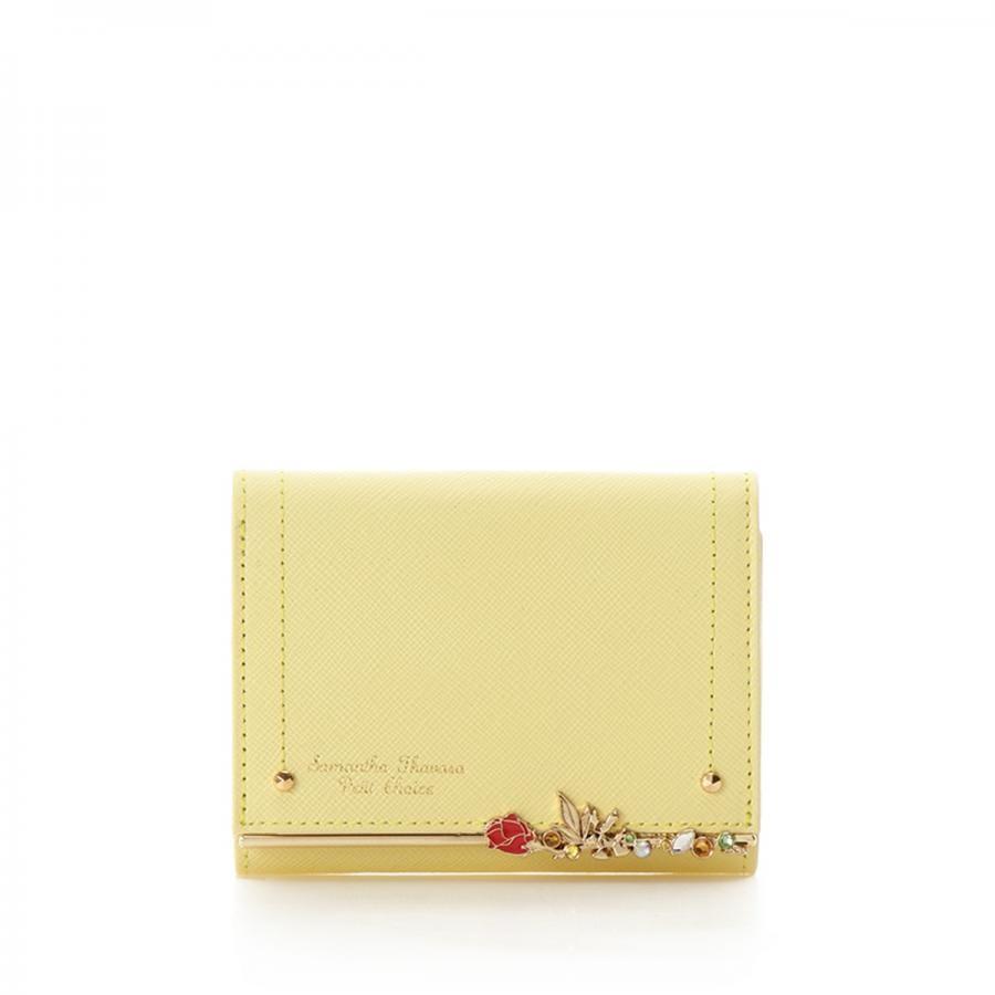 ディズニーコレクション「美女と野獣」シリーズ 折財布【三年保証】