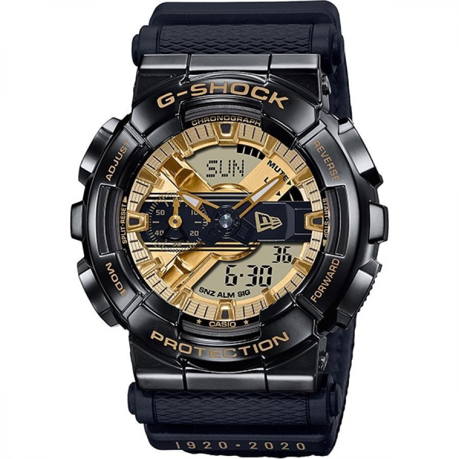 G-SHOCK ジーショック CASIO カシオ GM-110NE-1AJR NEW ERA ニューエラ 腕時計 メンズ