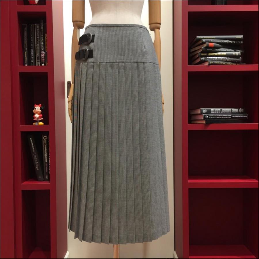 チドリプリーツスカート