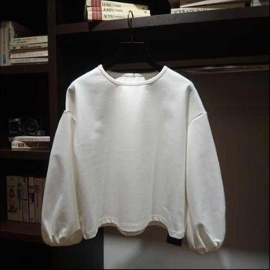バルーンスリーブTシャツ