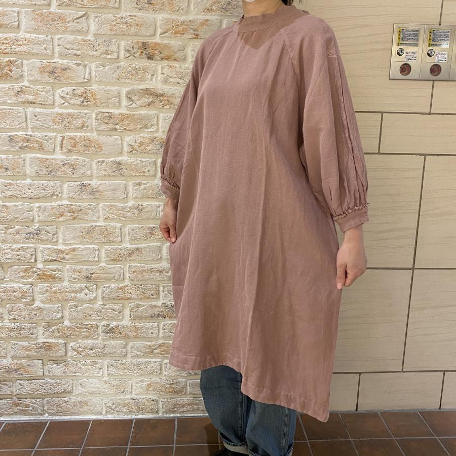 イヴェット袖刺繍ワンピース