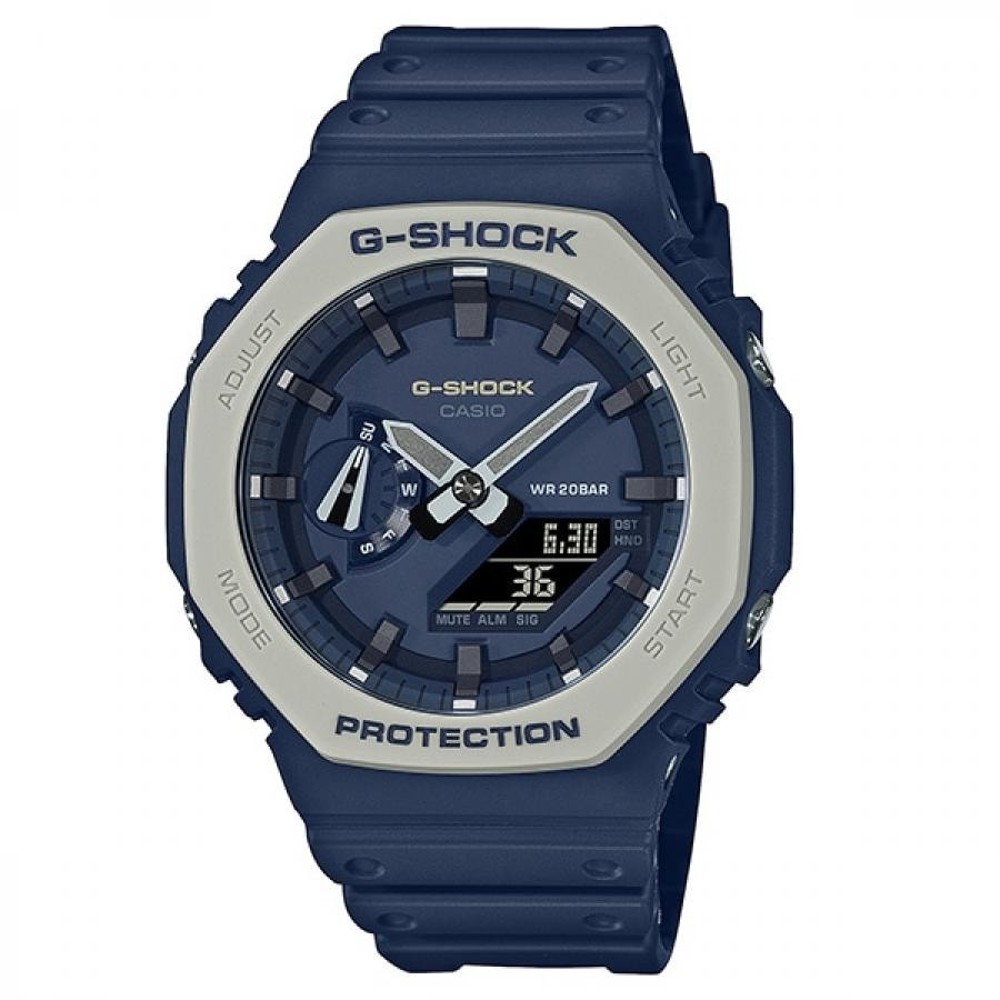 G-SHOCK  EarthColorTonedSeries 新色 ネイビー
