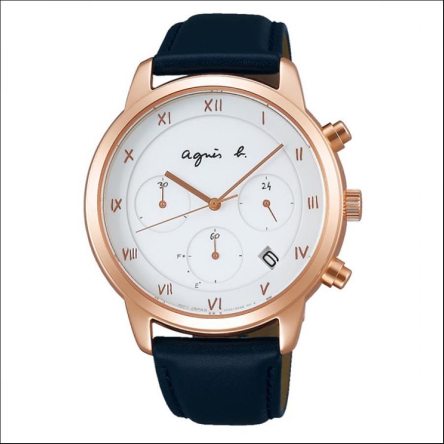 agnes b. アニエスベー Marcello マルチェロ 腕時計 メンズ FBRD940