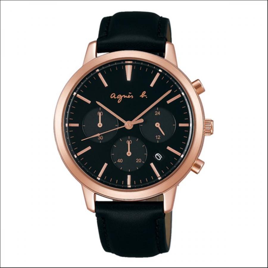 agnes b. アニエスベー SAM 【国内正規品】 腕時計 メンズ FCRT966