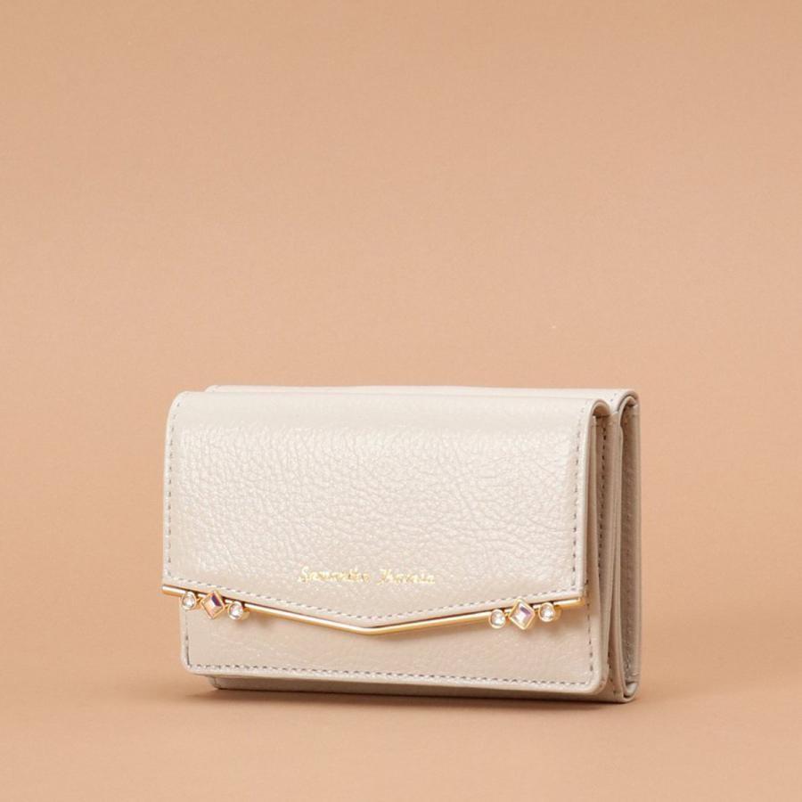 ストーンバーミニ財布