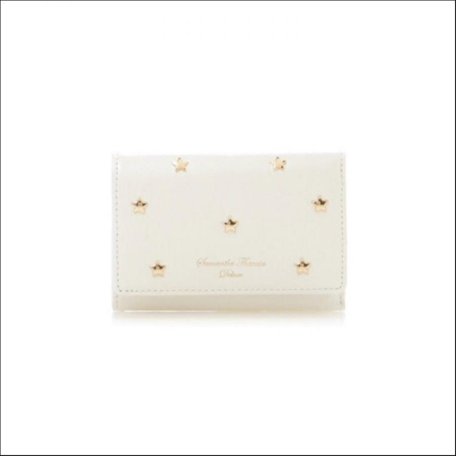 スターモチーフ折財布