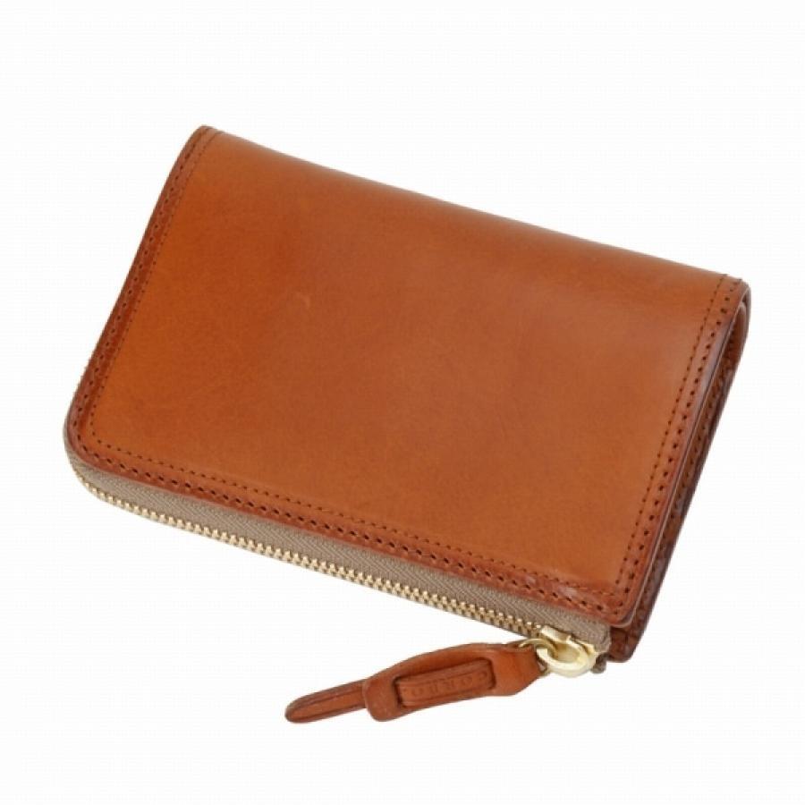 【CORBO】SLATE ハーフサイズ 二つ折り財布 8LC-9954
