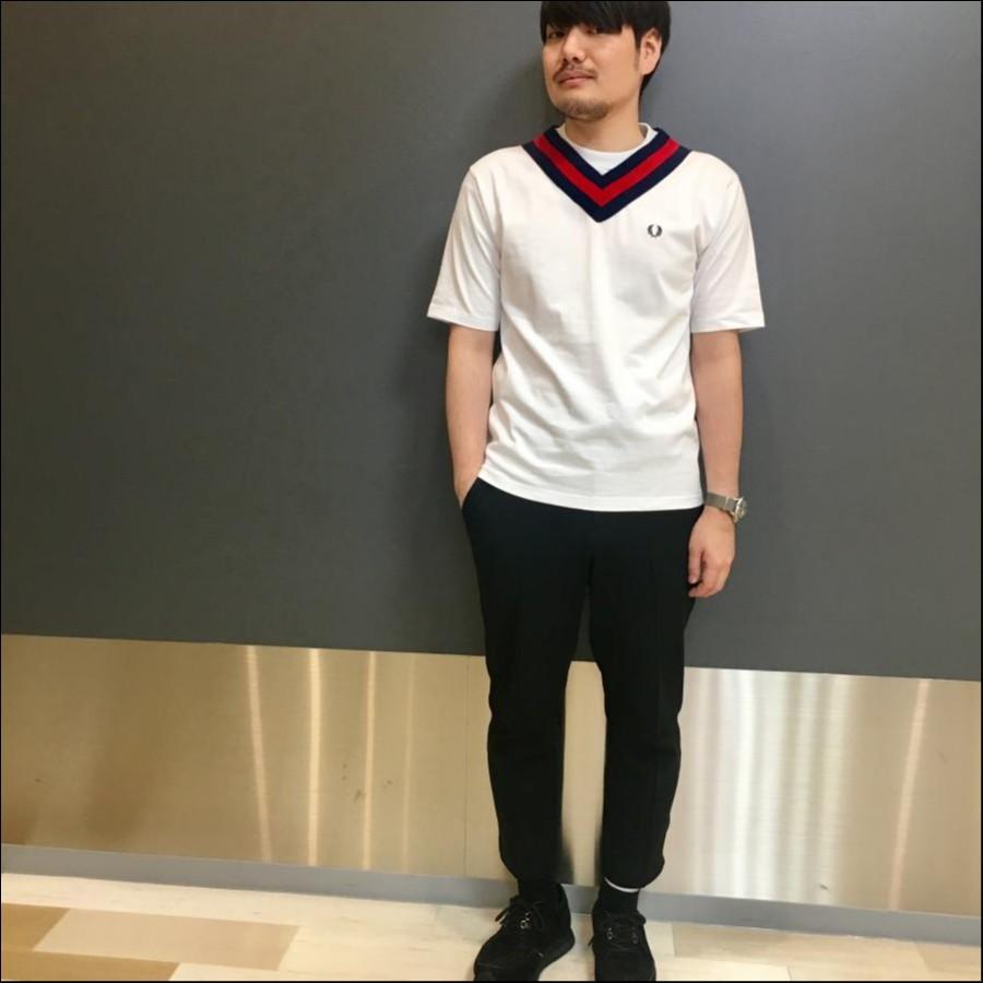 チルデンTシャツ