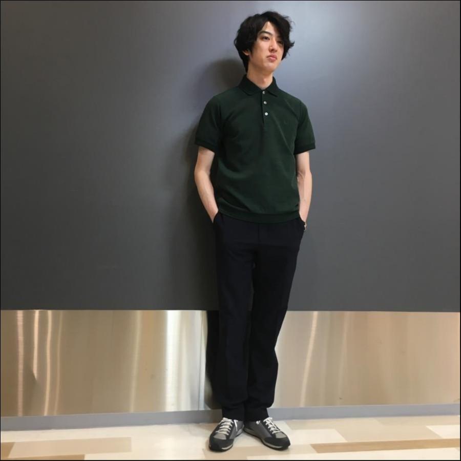 EDIFICE別注ポロシャツ