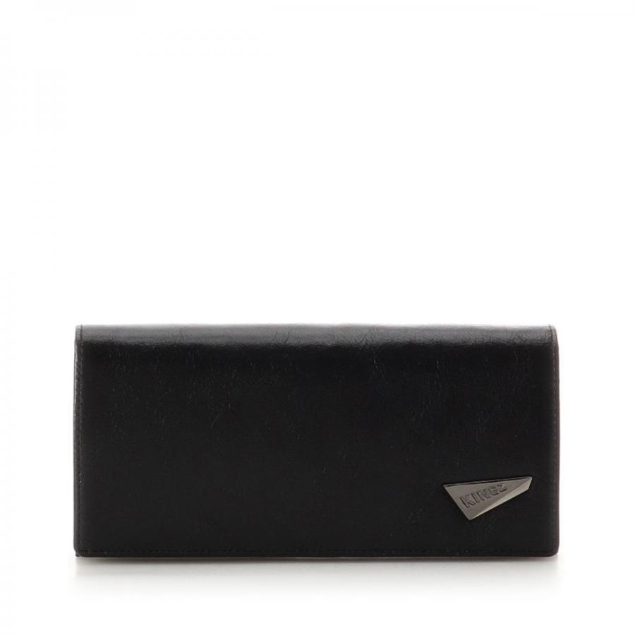 スクエアプレート長財布