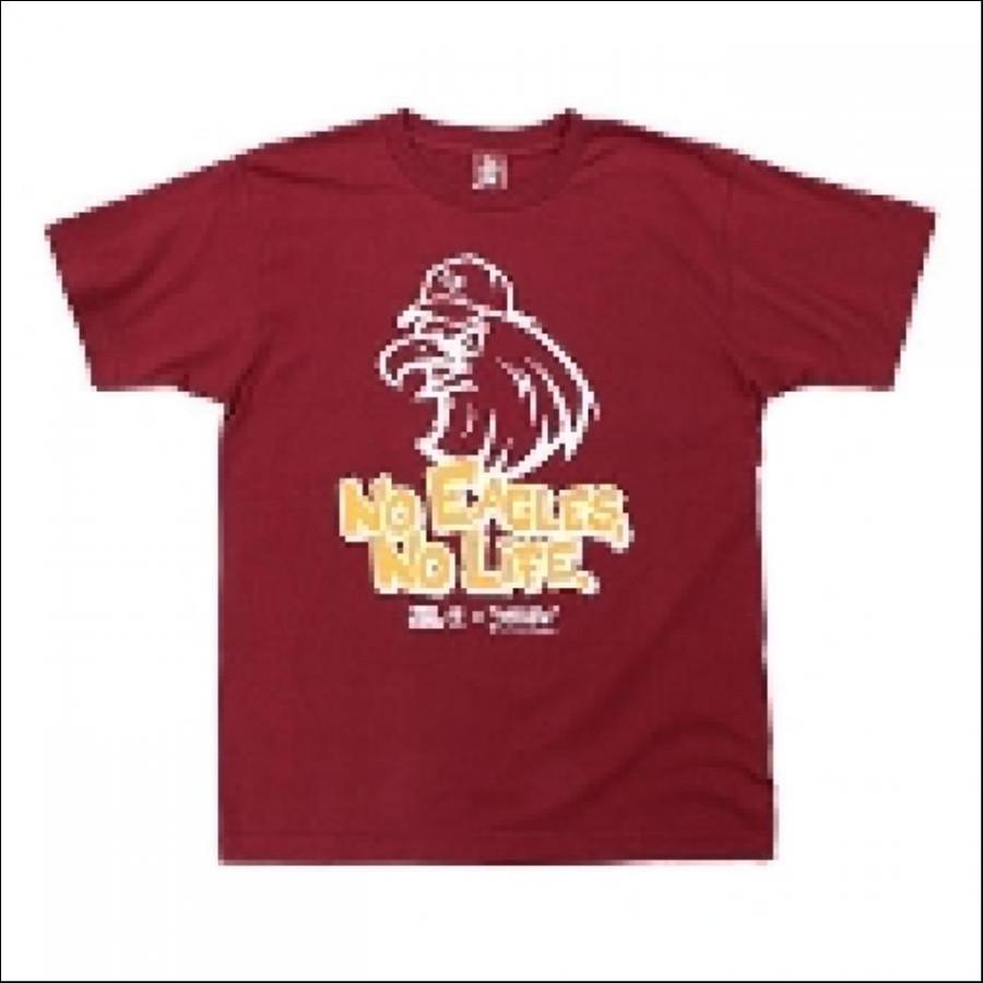 楽天イーグルスコラボ NO EAGLES, NO LIFE. Tシャツ (Kids)110
