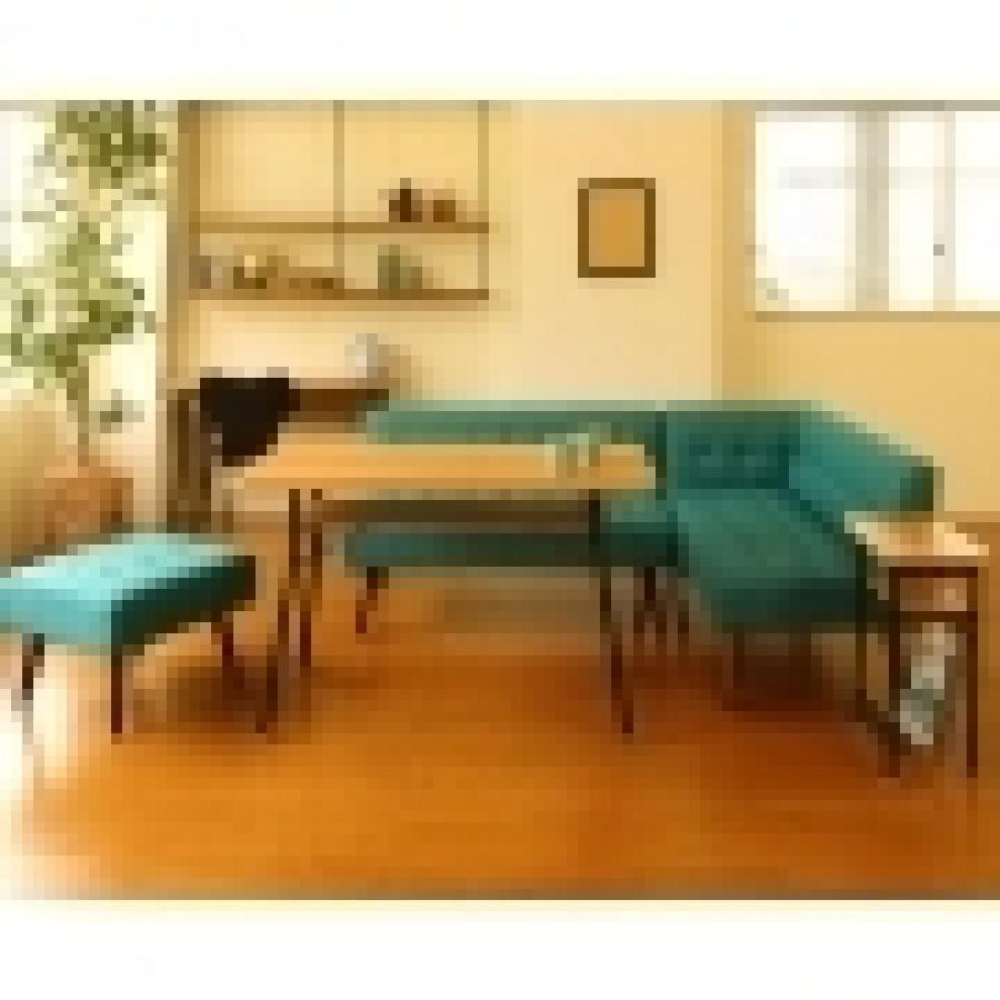 KETIL 3P(Table L & 2Psofa & armsofa) set