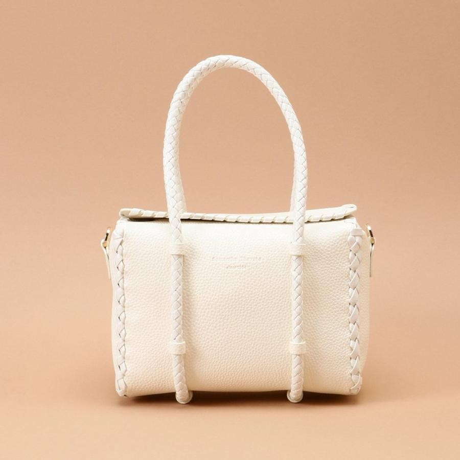 【ST Garden】かがりデザインボックスバッグ