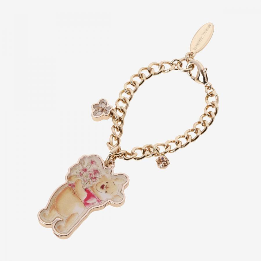 【Winnie the Pooh】くまのプーさんコレクション バッグチャーム①