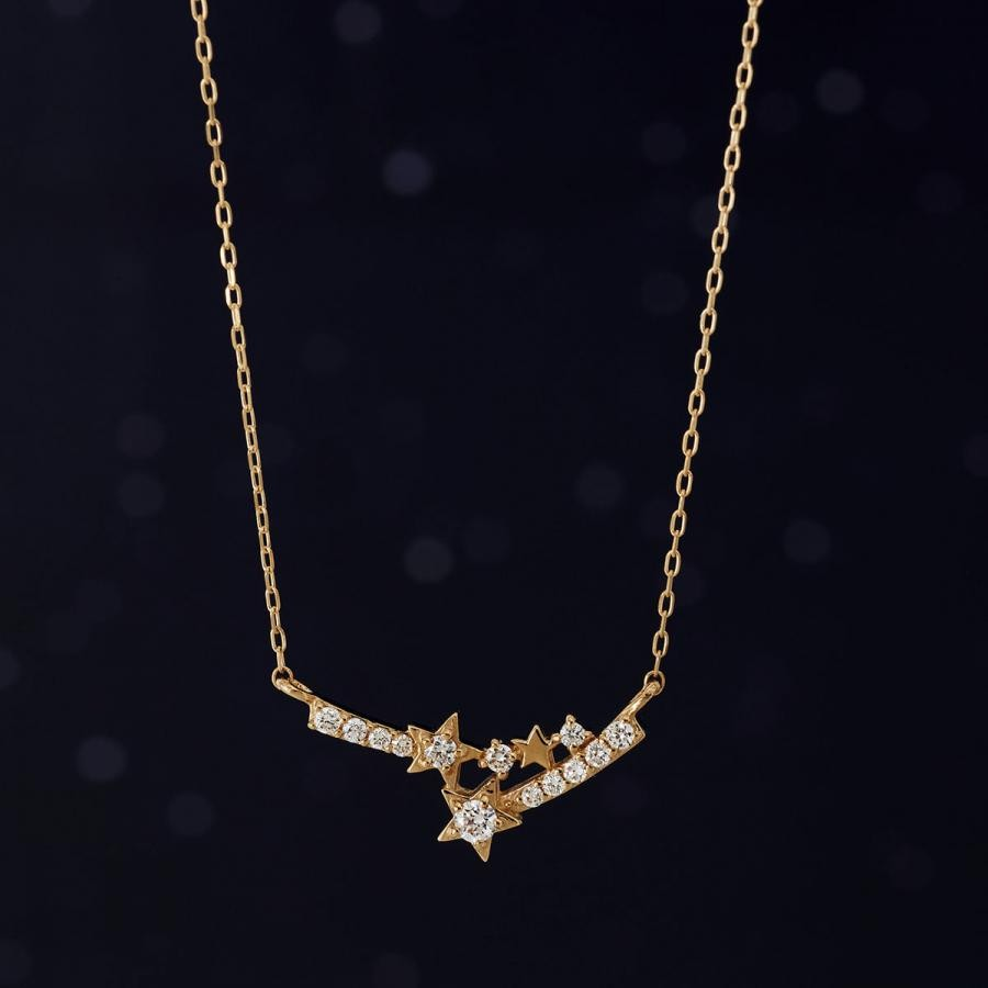 【Christmas Limited】スターダイヤモンドネックレス