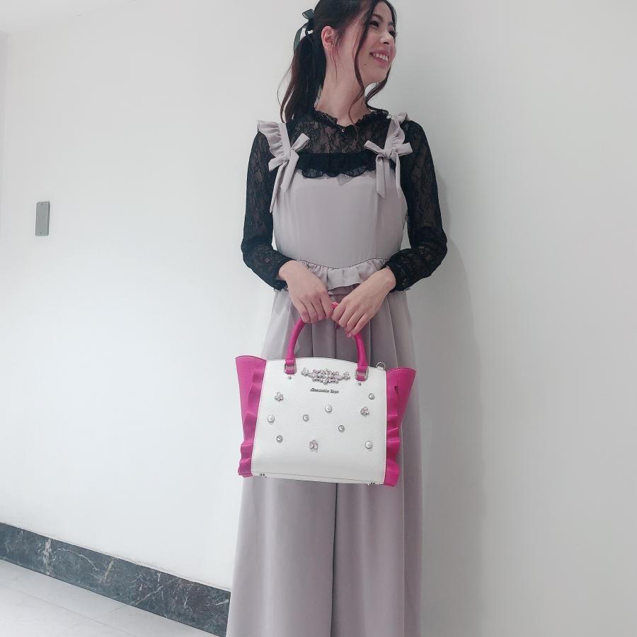 池袋PARCO限定♡ビジュー付きフラッター♡数量限定♡