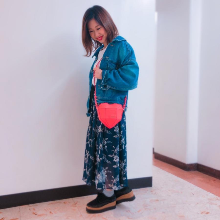 【限定商品】多角形ハートバッグ