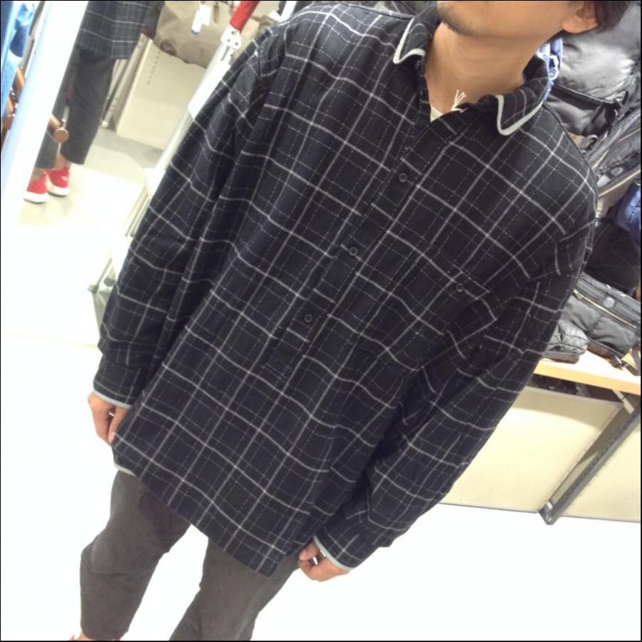 フランネルシャツ【ポータークラシック】