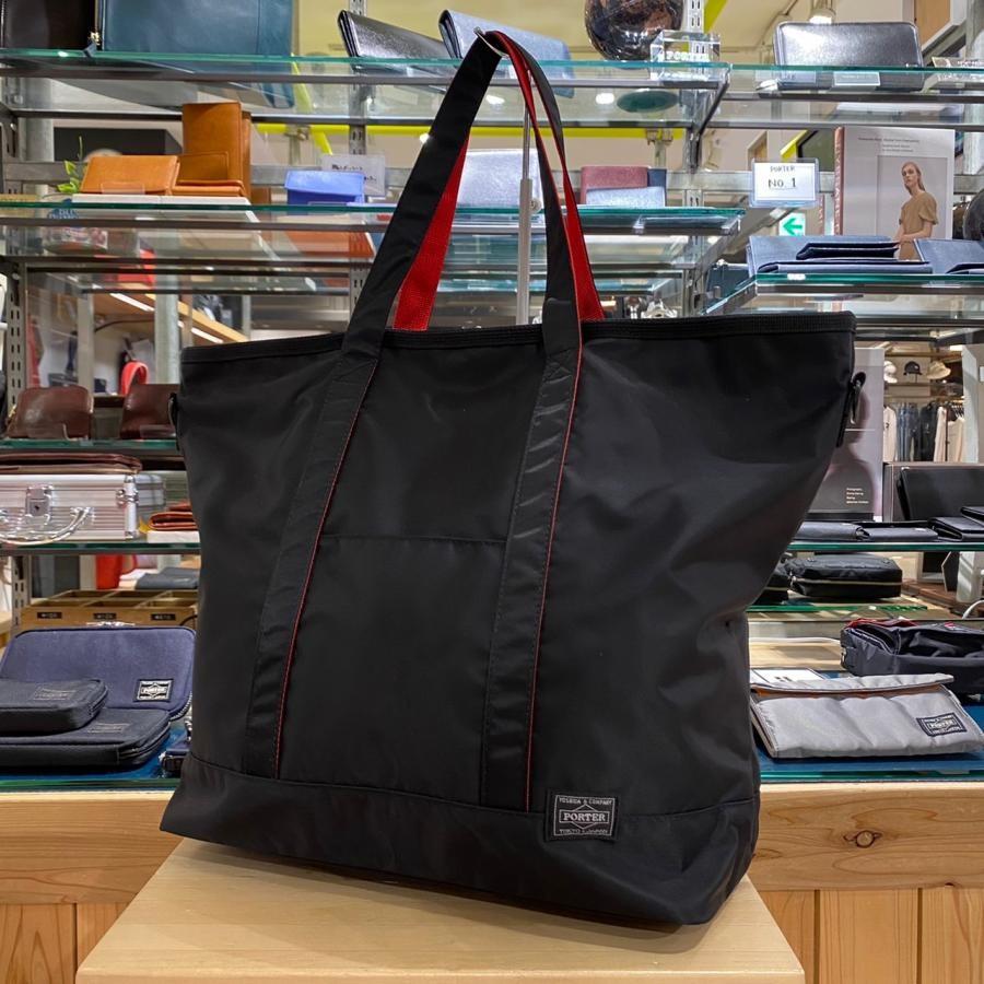 【PORTER×iLs】L-fine トートバッグ (Lサイズ) 383-06690