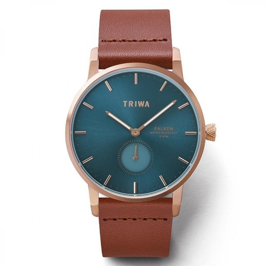 TRIWA トリワ FALKEN ファルケン TiCTAC別注モデル FAST127-CL110214 腕時計 メンズ
