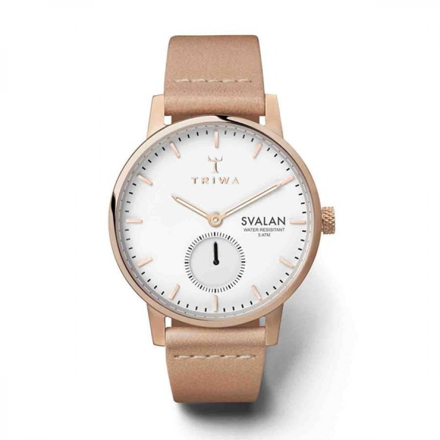 TRIWA トリワ ROSE SVALAN スヴァラン TAN CLASSIC SUPER SLIM  腕時計 SVST104-SS010614