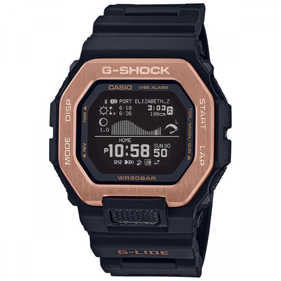【G-SHOCK】G-LIDE GBX-100NS-4JF ムーンデータ タイドグラフ Bluetooth メンズ