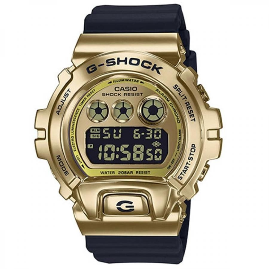 【G-SHOCK】 Metal Covered GM-6900G-9JF